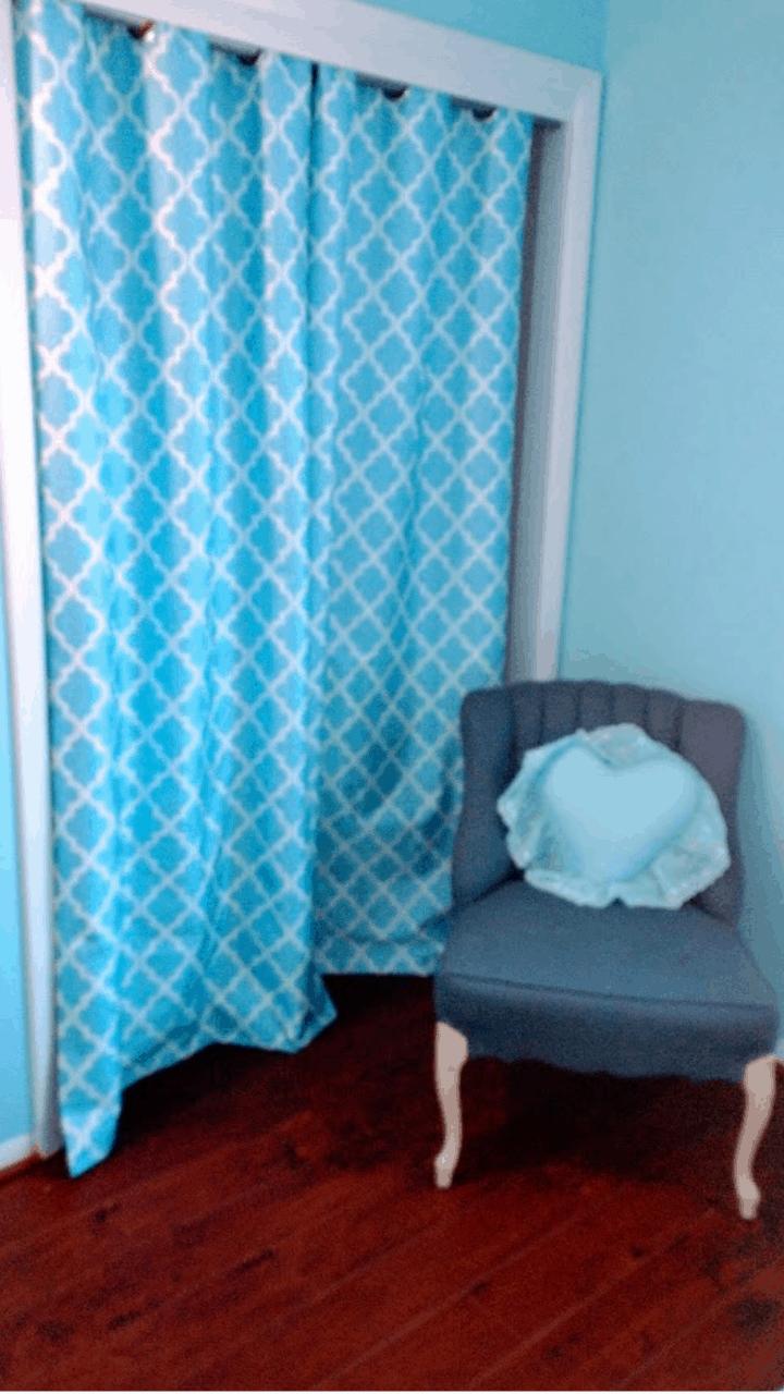 girls blue frozen bedroom