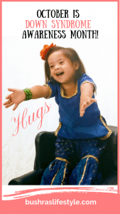 Down Syndrome Awareness months