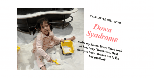 down syndrome children