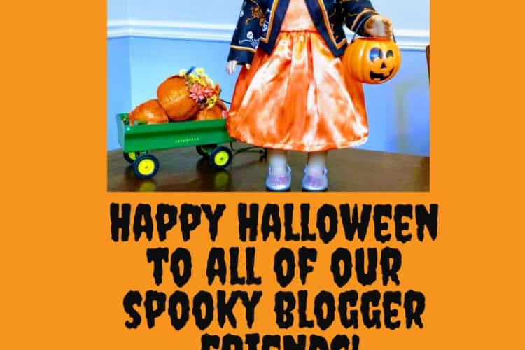 Happy Halloween & Important Updates