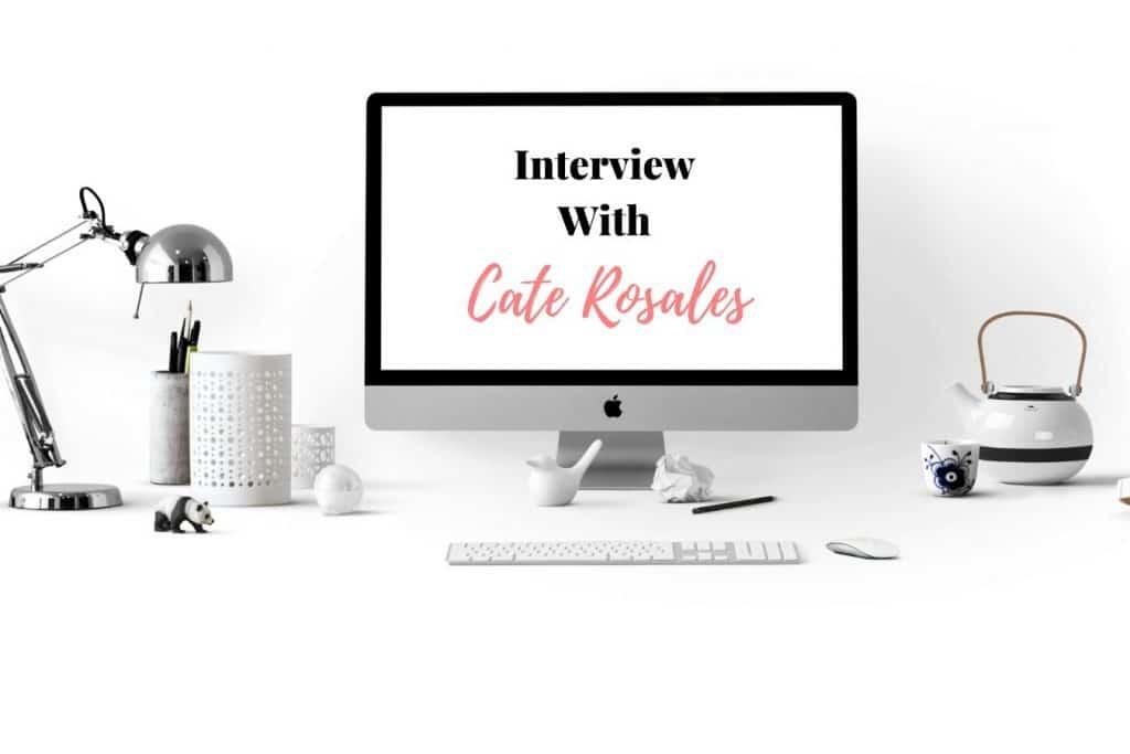 blogger interview
