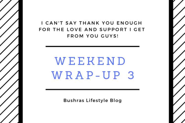 Weekend Wrap-Up-3