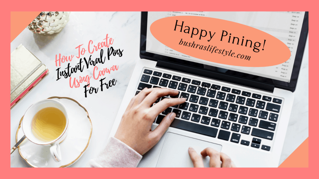 How To Create Instant Viral Pinterest Images Using Canva For Free 2