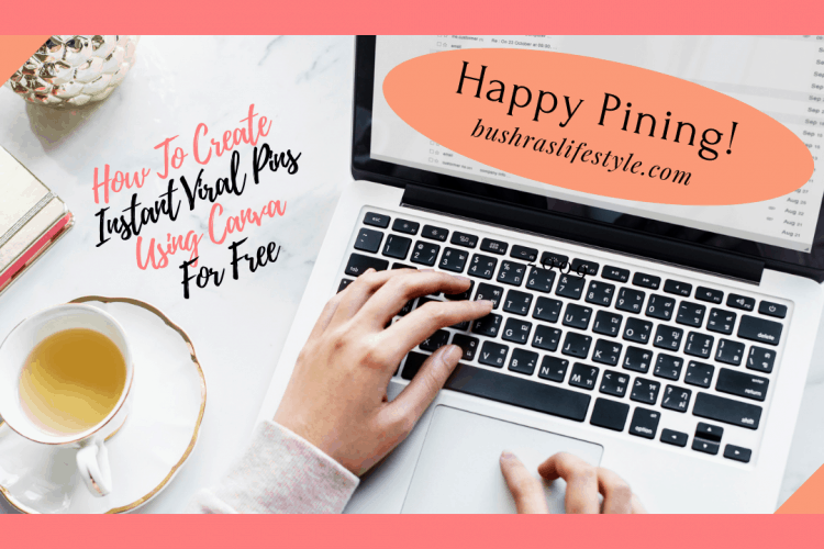 How To Create Viral Pinterest images Using Canva