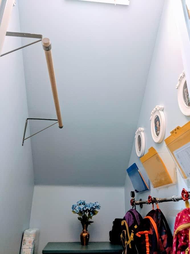 Coat closet hangers