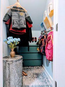 full coat closet