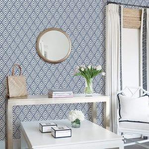 DIY removable wallpaper