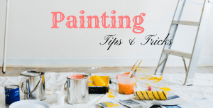 painting tips and tricks