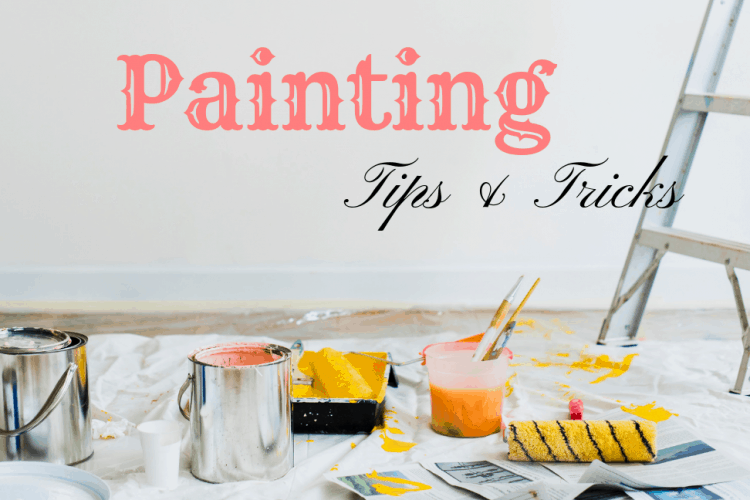 How To Paint Doors And Trim Tutorial