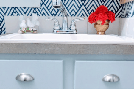 DIY Modern Farmhouse Vanity