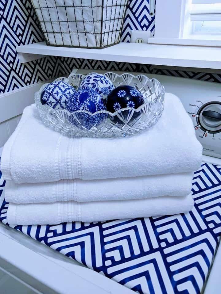 laundry towel