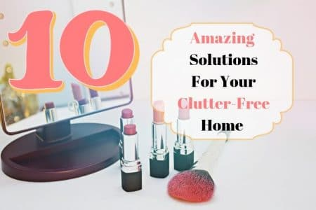 10 amazing products to make your home clutter-free