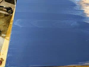 chalk paint to paint a dresser