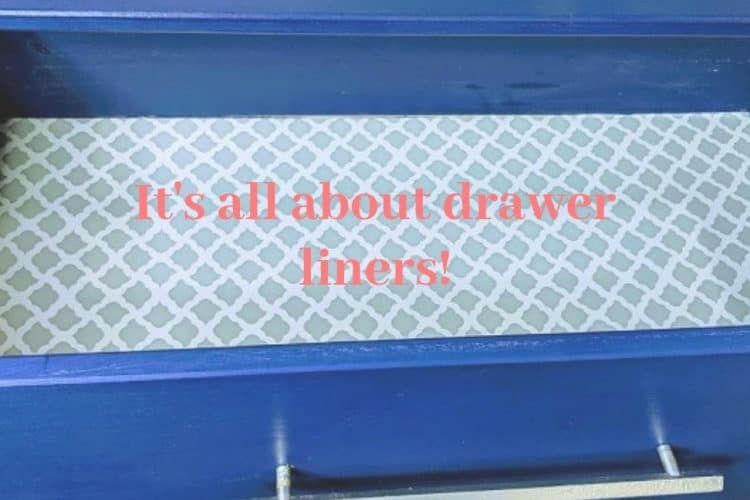 Drawer Liner: Inexpensive Ways To Beautify Drawers