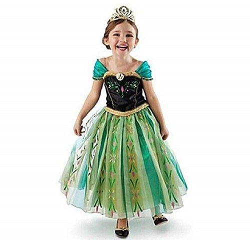Anna Halloween Costume