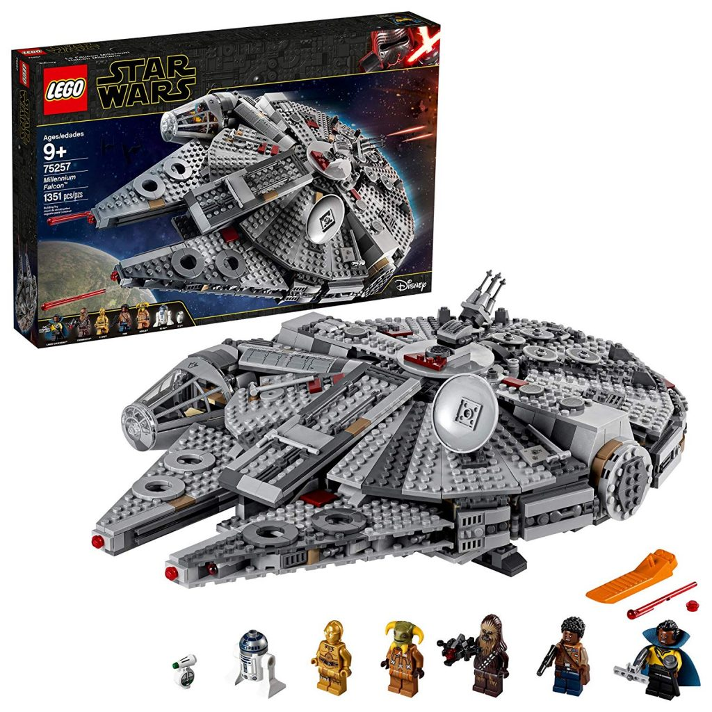 Lego Star wars millennium falcon Christmas gifts for kids