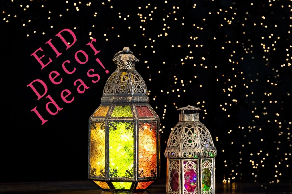 eid deocration ideas