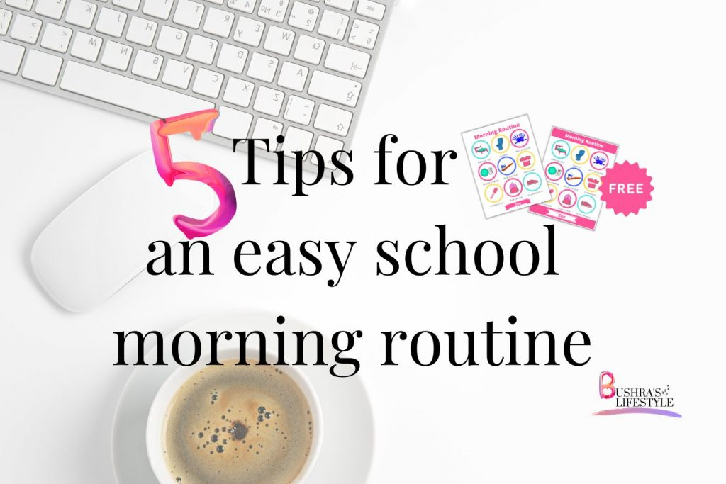 school morning routine (1)