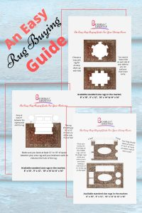 dining room rug guide
